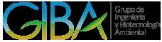 Logo Grupo de Investigación y Biotecnología Ambiental - GIBA